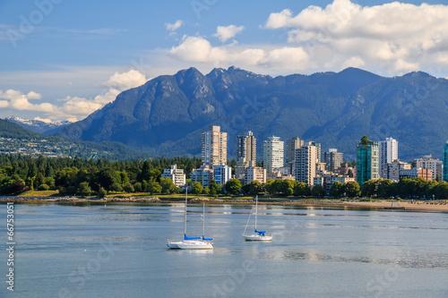 Fotografía  The West End of Vancouver