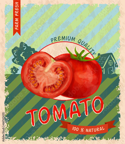 pomidorowy-retro-plakat
