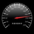 prędkościomierz wektor