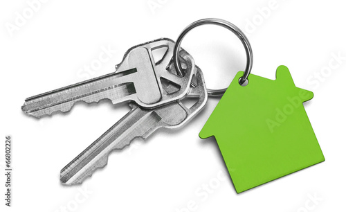 Fototapeta  Green House Keys