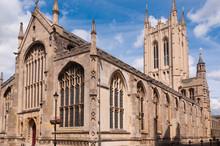 St Edmundsbury Cathedral, Bury...