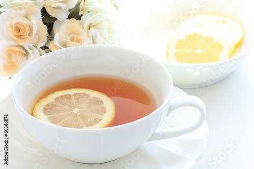 Fototapety, obrazy: lemon tea