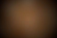 Light Orange Background And Black Coffee.