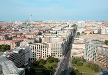 Berlin Aus Der Vogelperspektive
