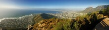 View Of Cape Town From Lions H...