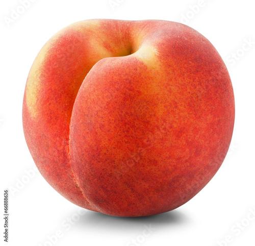Fotomural Ripe peach