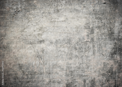 Poster Metal grunge background with space for text or image.