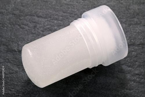 Natural alum crystal underarm deodorant Canvas Print