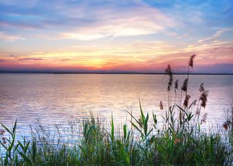 Obraz na Szkleel paraiso desde la orilla