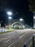 Fototapeta Tęcza - Warsaw