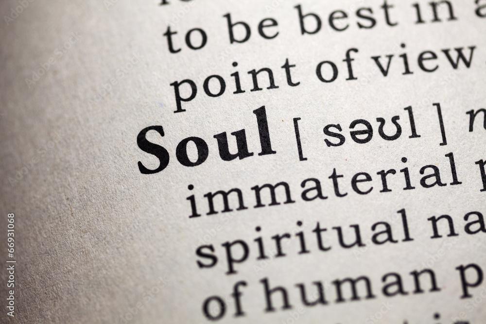 Fototapety, obrazy: soul