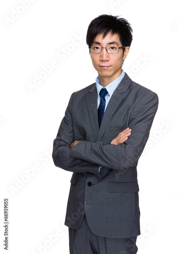 Fotografie, Obraz  Businessman portrait