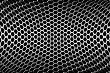 背景素材壁紙(六角, 網目, 格子, 金属, パンチングメタル)