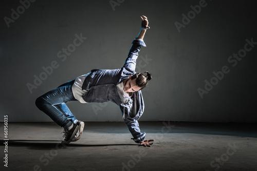 Slika na platnu Street dance - danseur