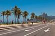 Street view in Ipanema, Rio de Janeiro