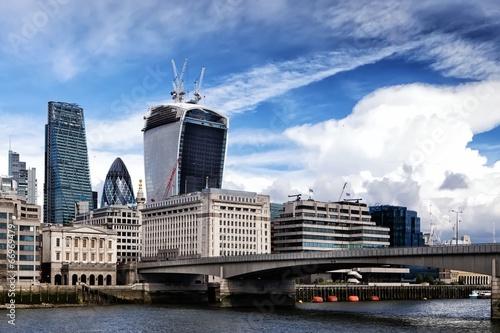Photo  City of London