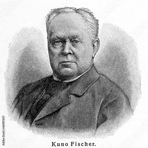 Poster  Ernst Kuno Berthold Fischer