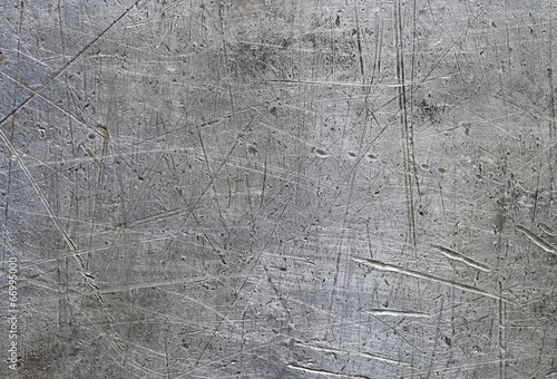 Obraz Scratched metal texture - fototapety do salonu