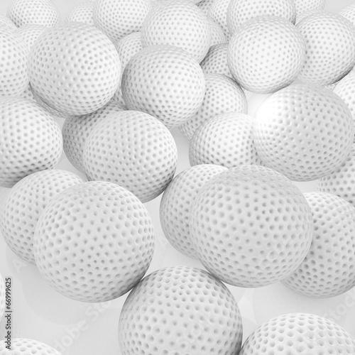 pilki-golfowe-3d