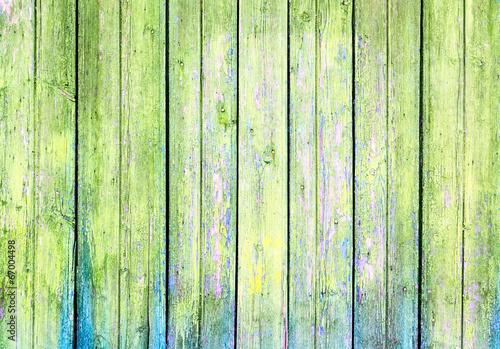 stare-drewniane-sciany-zielone-tlo