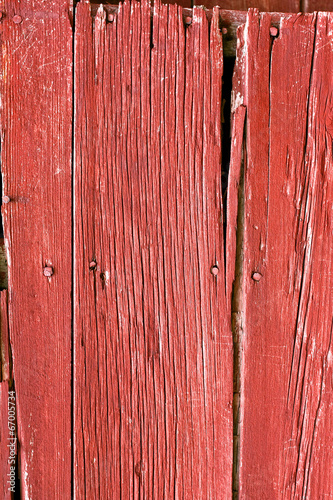 Rustic Red Barn Wood Background Wall Mural | Background Wallpaper