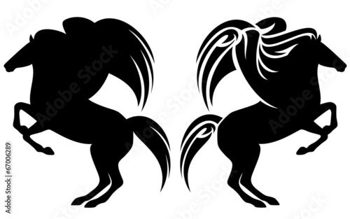 pegasus horse vector design #67006289
