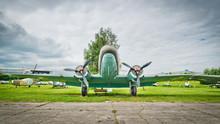 Lisunow Li-2 Licence Of Americ...