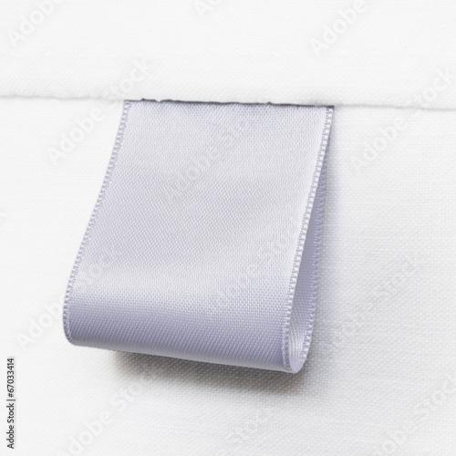 Fotografie, Obraz  Etiketa vêtement
