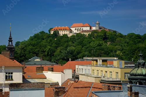 фотография  Castle Spilberk in Brno.