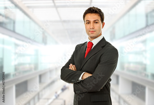 Photo  businessman