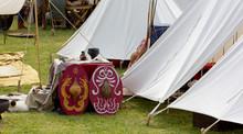 In An Ancient Celtic Encampment