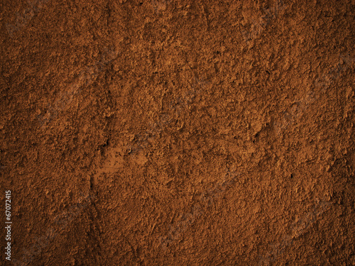 Obraz soil dirt texture with some fine grain - fototapety do salonu