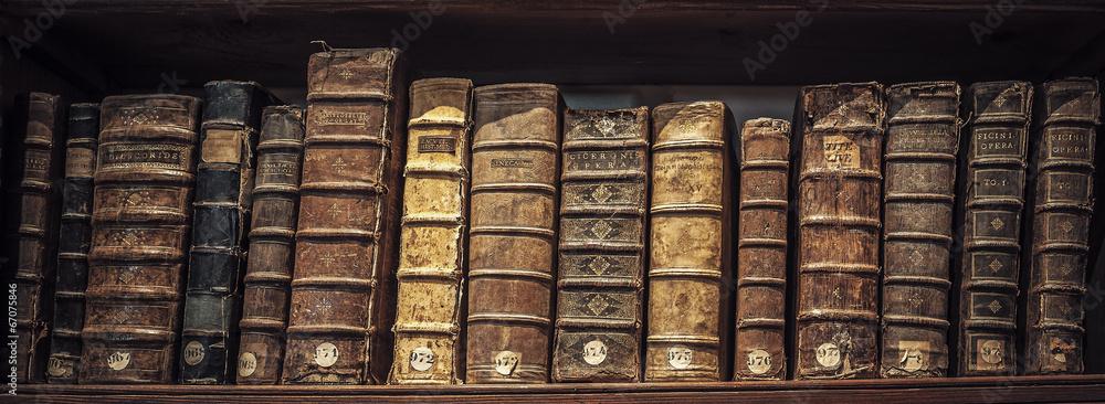 Fototapeta old book