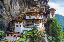 Taktsang Palphug Monastery Par...