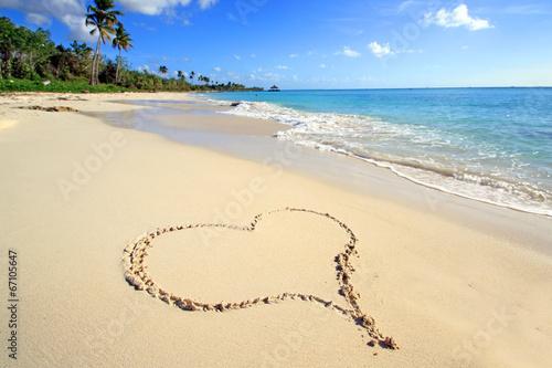 Foto op Plexiglas Caraïben République Dominicaine - Bayahibe
