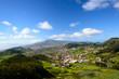 Blick vom Anaga Gebirge auf Teide