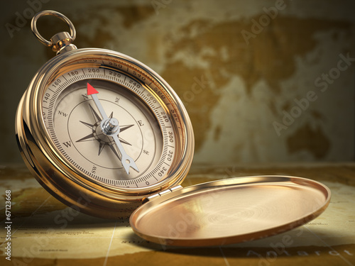 Compass on world map background navigation buy this stock compass on world map background navigation gumiabroncs Gallery