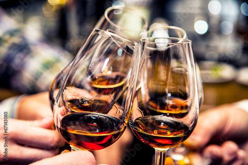Obraz na płótnie Cheers.