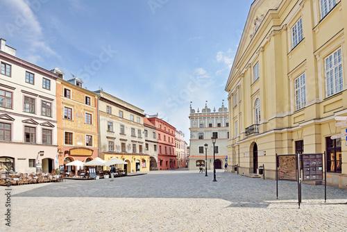Old Town of Lublin, Poland © Tomasz Warszewski