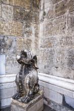 Wasserspeier / Dom Aachen