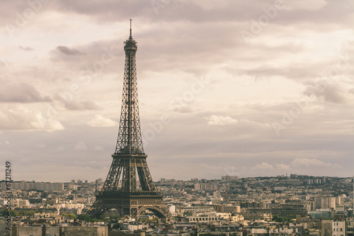Photo  Tour Eiffel in Paris