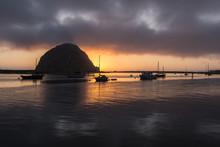 Morro Bay Dusk