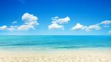 Fototapeta Fototapety z morzem do Twojej sypialni - tropical sea