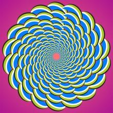 Optical Illusion Whirlpool