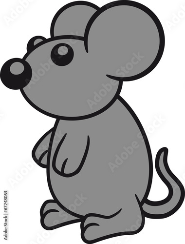 Kleine Süße Maus Buy This Stock Illustration And Explore Similar