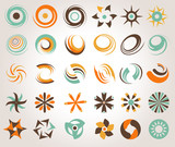 logos spirales