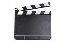 Empty Clapperboard