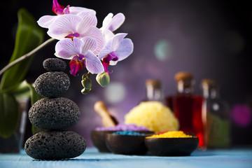 Fototapeta Orchidee, produktów ekologicznych, Spa
