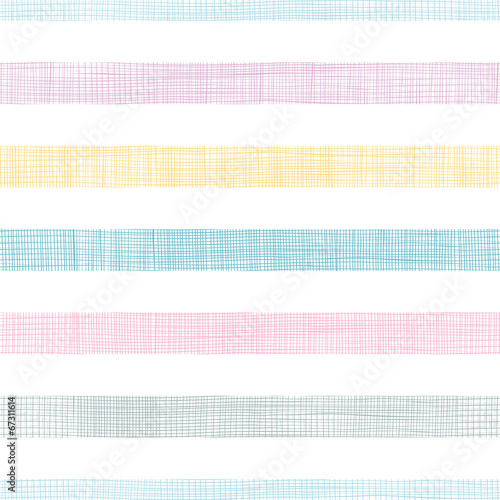 Cotton fabric Abstract textile colorful stripes seamless pattern background