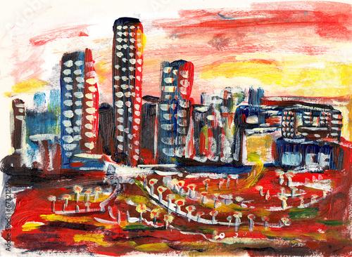 recznie-narysuj-miasto